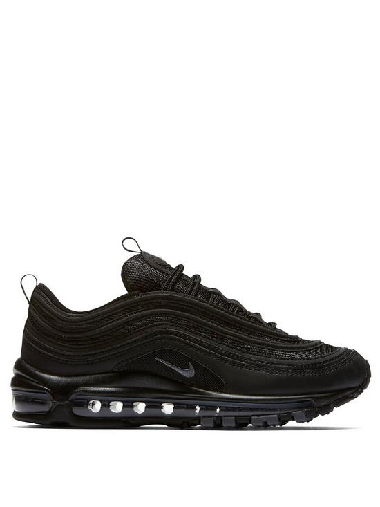 detailed look cae87 1c873 Air Max 97 - Black