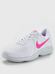 best service 42ab7 40ce4 Nike Revolution 4 - White Pink