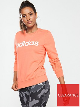 adidas-essentials-linear-sweat-coralnbsp