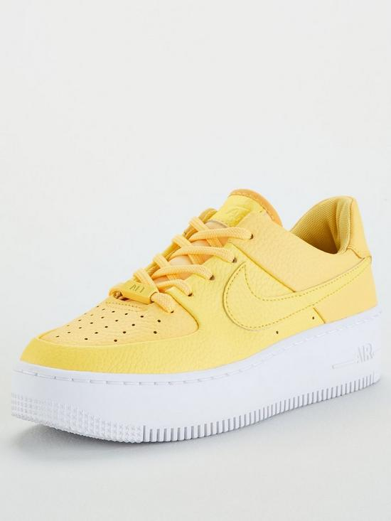 c59ba71a9c659 AF1 Sage Low - Yellow/White