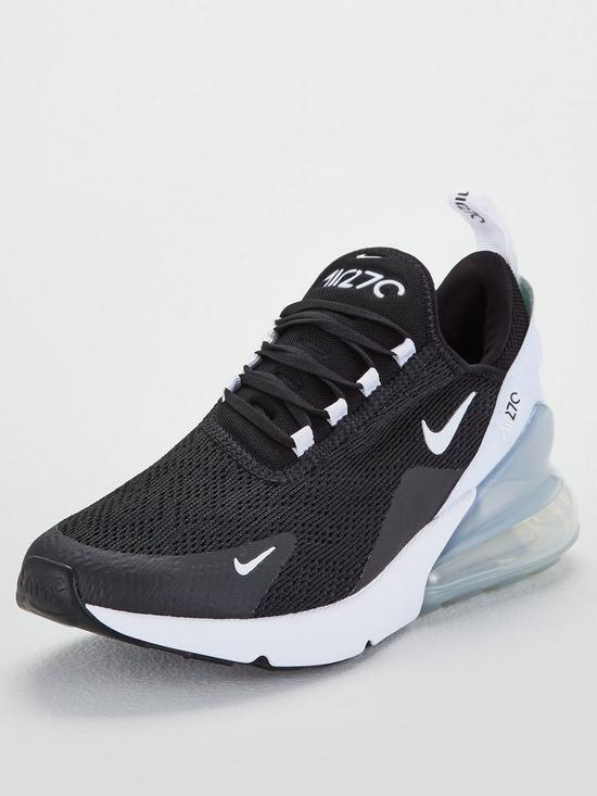 best loved 5ac1c 9a51b Air Max 270 - Black/Grey/White
