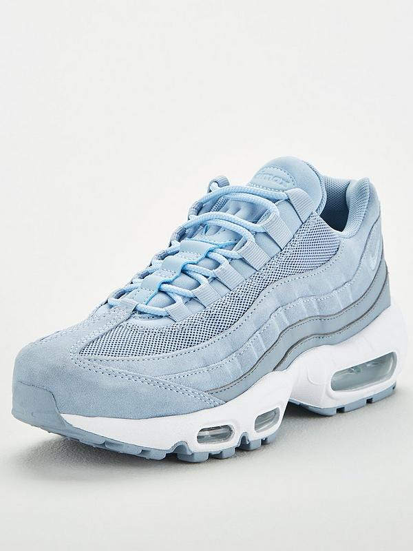 best sneakers 18707 a645c Air Max 95 Prm - Blue Grey