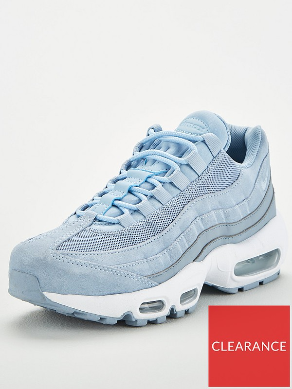 great fit detailed images good Air Max 95 Prm - Blue Grey