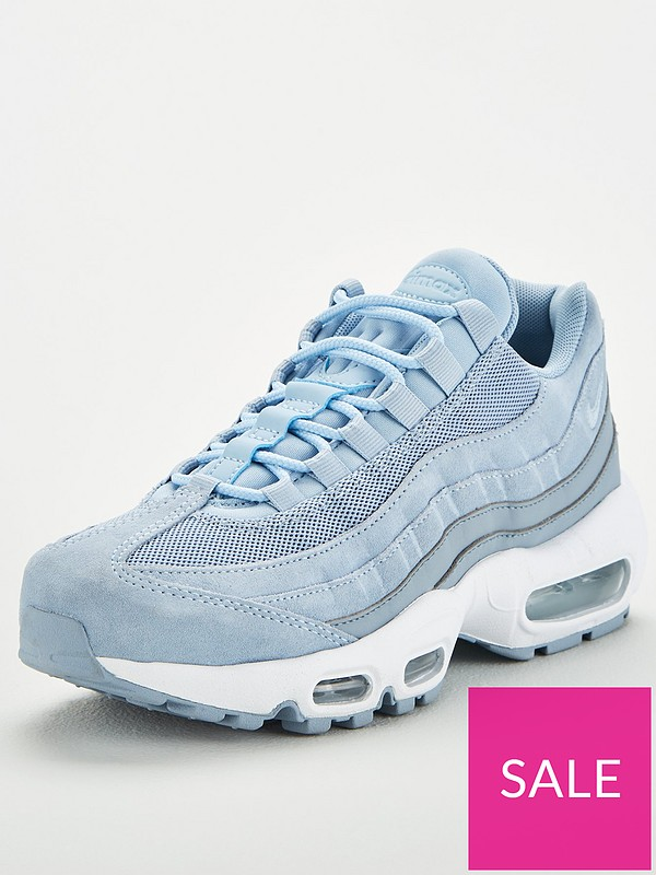 NIKE SPORTSWEAR Air Max 95 Prm Sneakers for Women White