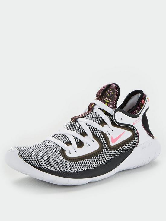 786006cd0bbd4 Nike Flex 2019 RN SE - White Pink Black