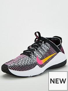 554865bc3bba49 Nike Air Zoom Fearless Fk 2 - Black Pink