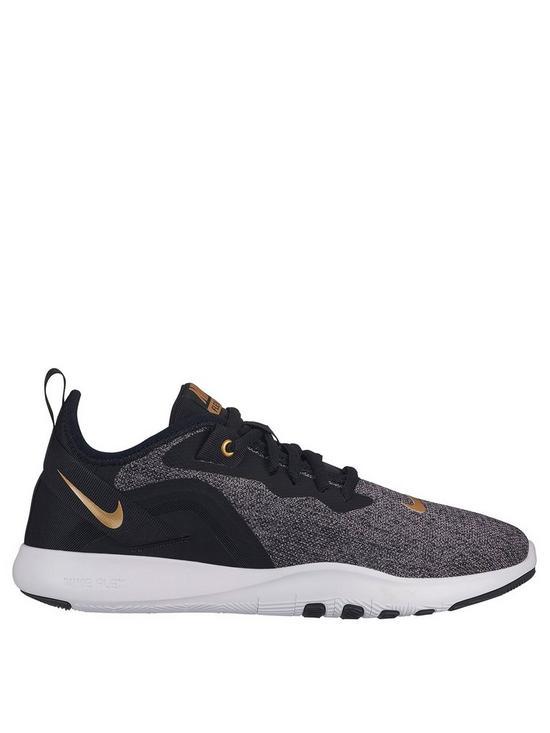 267b18775ee6d Nike Flex Trainer 9 - Black Gold