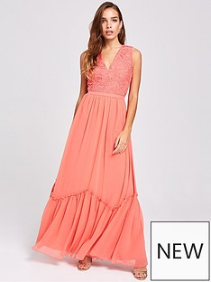 little-mistress-lace-top-chiffon-maxi-dress-pink
