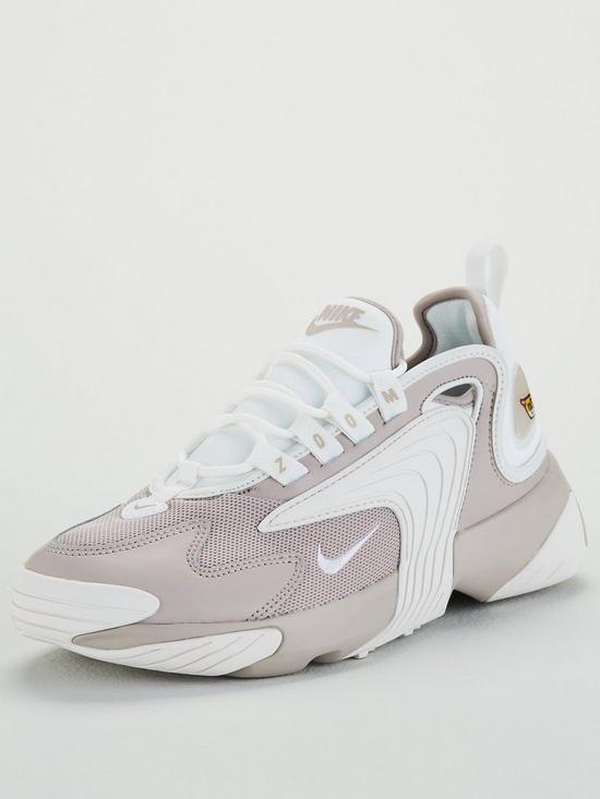 272999877 Nike Zoom 2K - Beige   very.co.uk