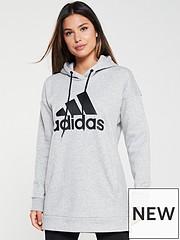 2d58ce56 Grey | Adidas | Hoodies & sweatshirts | Womens sports clothing ...