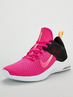 big sale c6f6c 0f3d8 Nike Air Max Bella Tr 2 - Pink Black