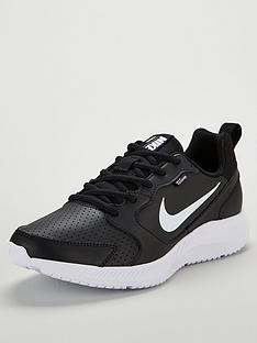 on sale f8547 e514e Nike Todos Leather - Black