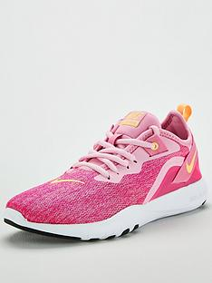 5686f2590d15 Nike Flex Trainer 9 - Pink White