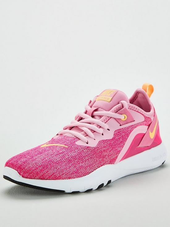 1cc9f1041b031 Nike Flex Trainer 9 - Pink White