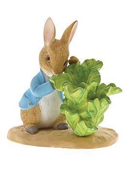 peter-rabbit-with-lettuce-figurine