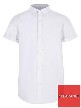 river-island-boys-ri-short-sleeve-shirt-white