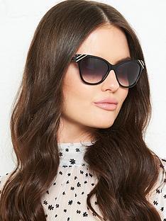arden-cat-eye-sunglasses-black