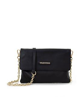 valentino-by-mario-valentino-oceano-leather-chain-shoulder-bag-black