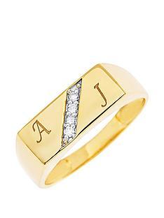 love-diamond-personalised-9ct-gold-diamond-set-mens-signet-ring-2-initial