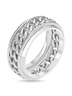 the-love-silver-collection-sterling-silver-rope-curb-band-ring