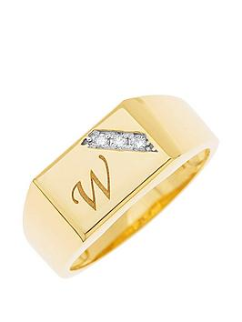 love-diamond-personalised-9ct-gold-diamond-set-mens-signet-ring-1-initial