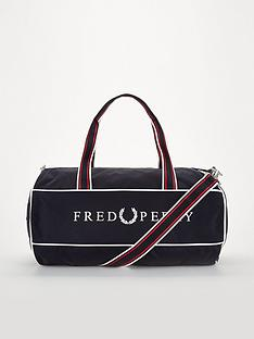 fred-perry-retro-branded-barrel-bag