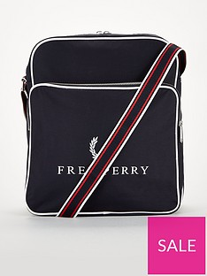 fred-perry-retro-branded-flight-bag