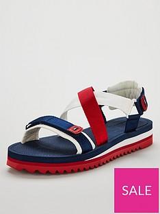 tommy-hilfiger-strap-sandals-navyredwhite