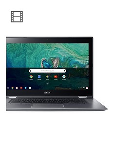 acer-chromebook-spin-15-intel-pentium-8gb-ram-64gb-emmc-ssd-156in-laptop-silver