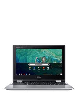 acer-chromebook-spin-11-intel-celeron-4gb-ram-32gb-emmc-ssd-116in-laptop-silver