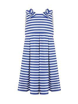 monsoon-royal-stripe-dress