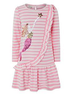 0b5d48a3e15 Monsoon Millie Mermaid Sweat Dress