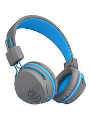 0d3383acb31 JLab JBUDDIES Studio Bluetooth Wireless Safe Listening Children's On-ear  Headphones, age 6+ - Blue/Grey