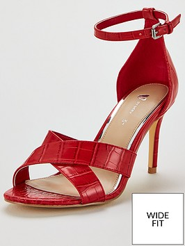 v-by-very-gemima-wide-fit-mid-heel-barely-there-sandal-rednbsp