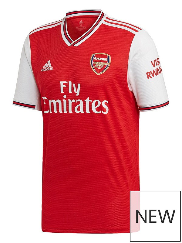 reputable site c69a9 b6a23 Arsenal 19/20 Home Shirt - Red
