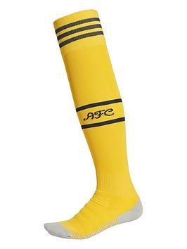 adidas-arsenal-1920-away-socks-yellow