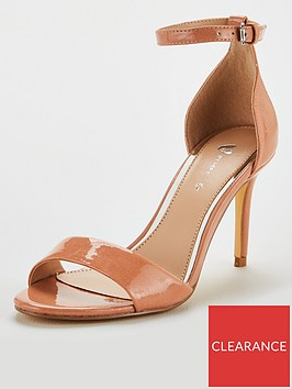 v-by-very-gemini-mid-heel-barely-there-sandals-nude
