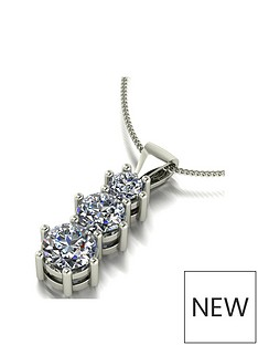 moissanite-9ct-white-gold-1-carat-moissanite-trilogy-pendant-necklace