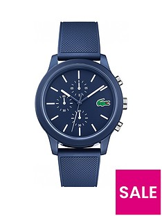 lacoste-lacoste-1212-blue-and-white-detail-multi-dial-blue-fabris-strap-mens-watch