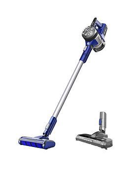 Eureka Swan PowerPlush Turbo SC15822N Cordless Vacuum Cleaner in Purple