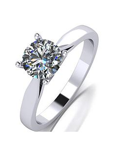 Moissanite | Rings | Gifts & jewellery | www very co uk
