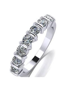 moissanite-platinum-1ct-moissanite-7-stone-eternity-ring