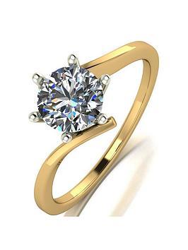 moissanite-9ct-gold-12ct-eq-moissanite-solitaire-twist-ring