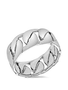 the-love-silver-collection-sterling-silver-mens-chain-link-ring