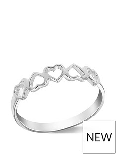 the-love-silver-collection-sterling-silver-multi-heart-ring