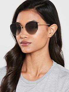 michael-kors-oval-sunglasses--nbspblackgold
