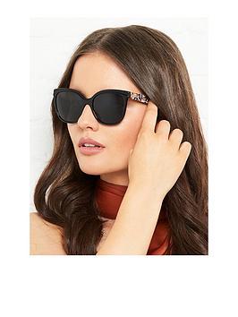 burberry-cat-eye-logo-detail-sunglasses-blackprint