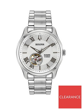 bulova-wilton-60-hour-automatic-skeleton-dial-and-stainless-steel-bracelet-mens-watch