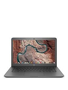 2b686d7c081 HP Chromebook 14-db0003na A4-9120 4GB RAM 32GB eMMC SSD 14in Laptop Smoke  Grey