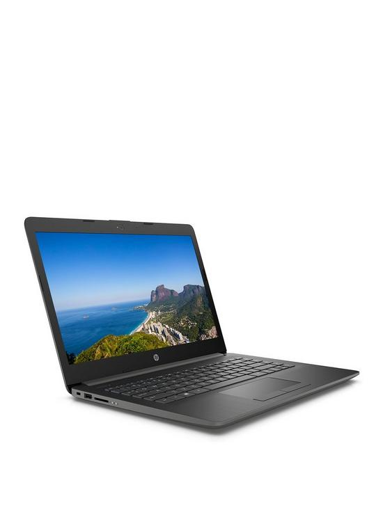Stream 14-cm0981na AMD A4-9125, 4GB RAM, 32GB eMMC SSD, 14in Laptop with  Microsoft Office 365 Personal - Smoke Grey